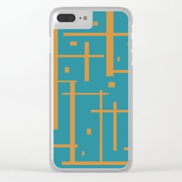 Circuit Clear iPhone Case