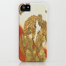 Spikey the hybrid cactus iPhone Case