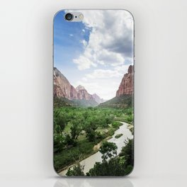 Zion Park iPhone Skin