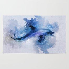 Dolphins Freedom Rug