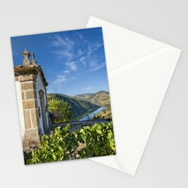 Douro Valley chapel Stationery Cards