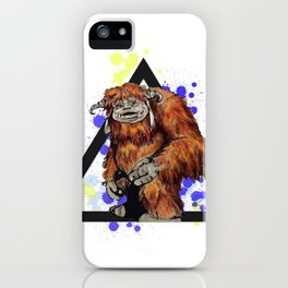 Labyrinth's Ludo iPhone Case
