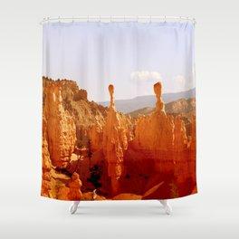 Hoo Doos Shower Curtain