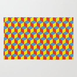 Colour Cubes Rug