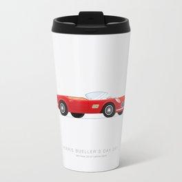 Ferris Bueller's Day Off    Famous Cars Travel Mug