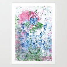 New Religion Art Print