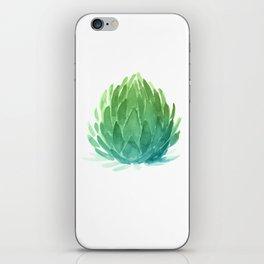 Blue Agave Cactus iPhone Skin