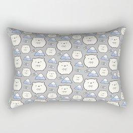 Little Polar Rectangular Pillow