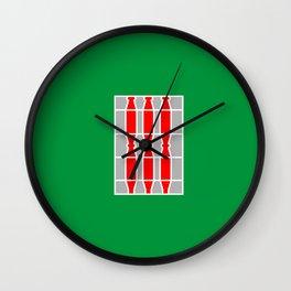 flag of Umbria Wall Clock