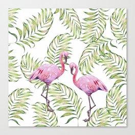 Flamingo  #society6 #buyart Canvas Print