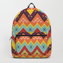 Batik Style 6 Backpack