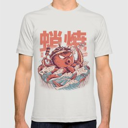 Takoyaki Attack T-shirt