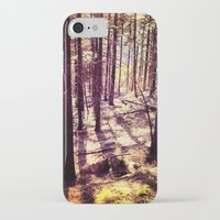 western iPhone & iPod Cases featuring Western Woods by Ken Seligson