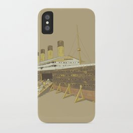 Foretold Tragedy iPhone Case