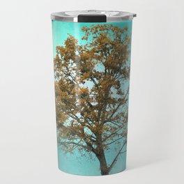 Santa Fe Cotton Field Tree - Landscape Travel Mug