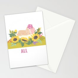Equal Rights for All Women Pro Life Anti Abortion design Stationery Cards
