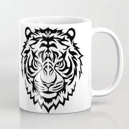 Tiger Flame Coffee Mug