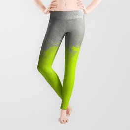 Abstract Painting #3 Leggings