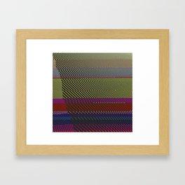 Spacial Awareness Framed Art Print