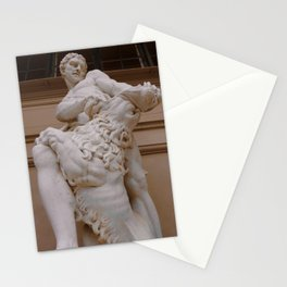 The Strength of Hercules Stationery Cards