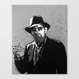 The Hitch-Hiker Canvas Print
