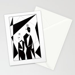 Twin Stationery Cards