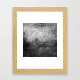 Abstract Cave III Framed Art Print