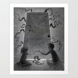 Pact Art Print