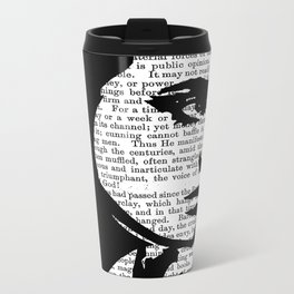 Nothing Without You Metal Travel Mug