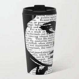 Nothing Without You Metal Travel Mug