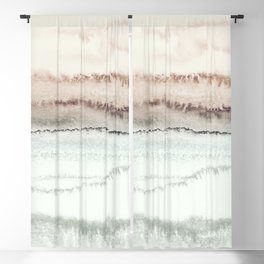 WITHIN THE TIDES NATURAL THREE by Monika Strigel Blackout Curtain