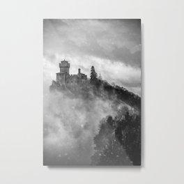 San Marino - Original Photograph Metal Print