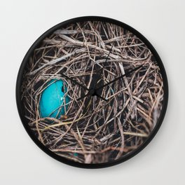 The Nest Wall Clock