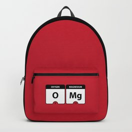 OMG Periodic Table Backpack
