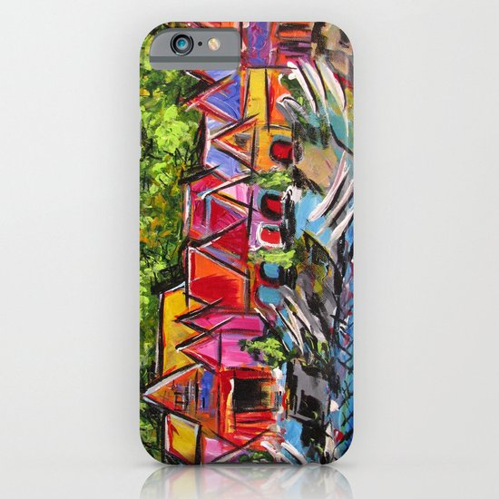 Philadelphia's Boathouse Row iPhone & iPod Case