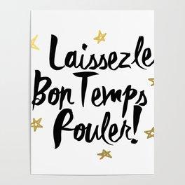 Laissez Les Bons Temps Rouler! Poster