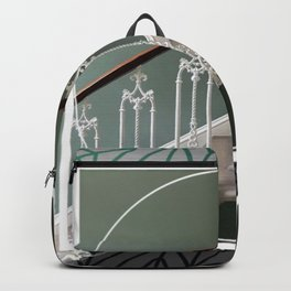 Stairway to Heaven - graphic design Backpack