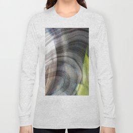 Contemporary Spirit Art - Open Soul - Sharon Cummings Long Sleeve T-shirt
