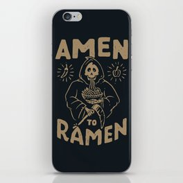 Amen iPhone Skin