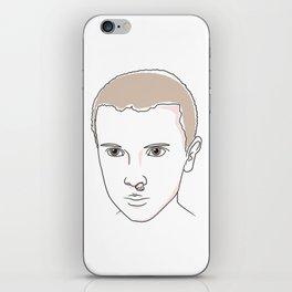 Eleven Hanky iPhone Skin