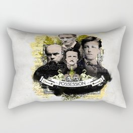 Possession Rectangular Pillow