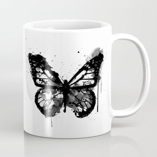Black Monarch Mug