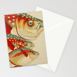 Fish Classic Designs 1 Stationery Cards