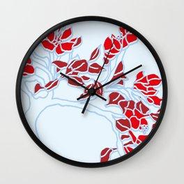 KeriBlossom Wall Clock