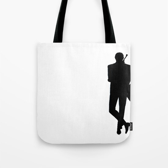 Double Oh.... Tote Bag