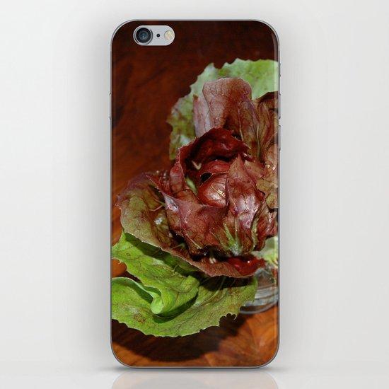 The Birthday Lettuce iPhone & iPod Skin