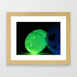 Egg Galaxy #5 Framed Art Print
