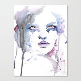 Elina 1 Canvas Print