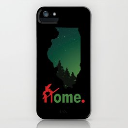 Rockford Proud iPhone Case