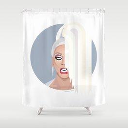 Humble Gal Shower Curtain